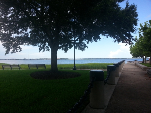 Waterfront Park - A restful place