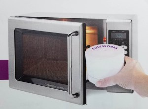 Fuseworks Microwave kiln - image from catalog