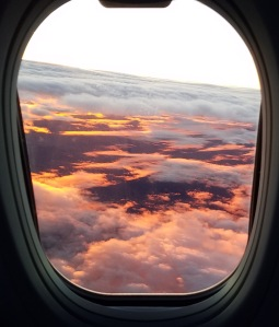 sunset-out-the-plane-window