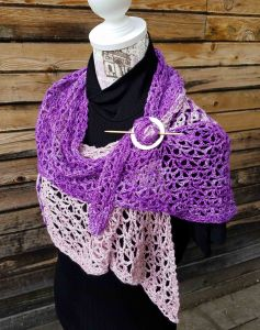 Flatirons Shawl - 1d sm - Andee Graves M2H Designs