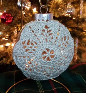 Finished Ornament - Andee Graves M2H Designs